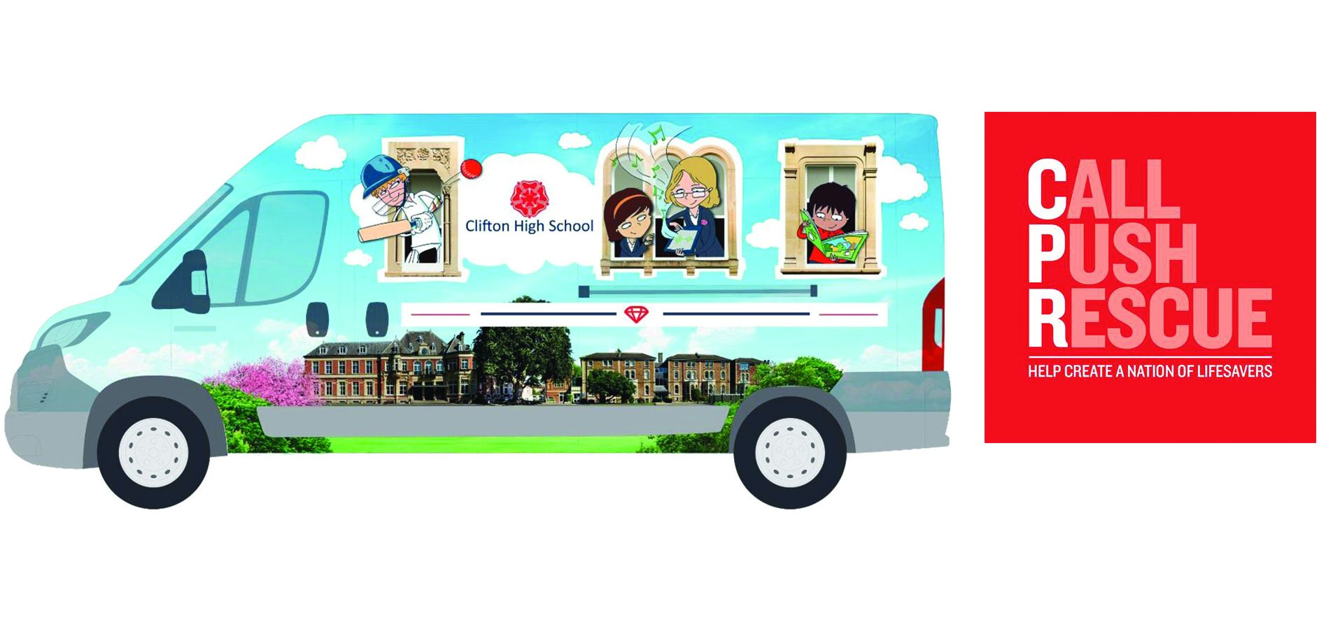 cpr bus