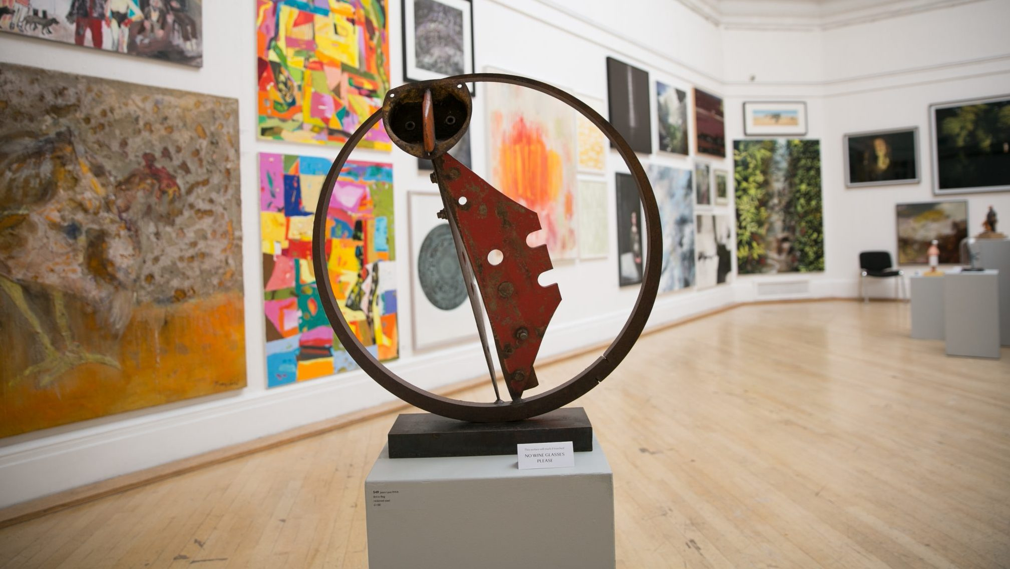 RWA Annual Open Exhibition with Brunch or Lunch, Catalogues and Tour for Two