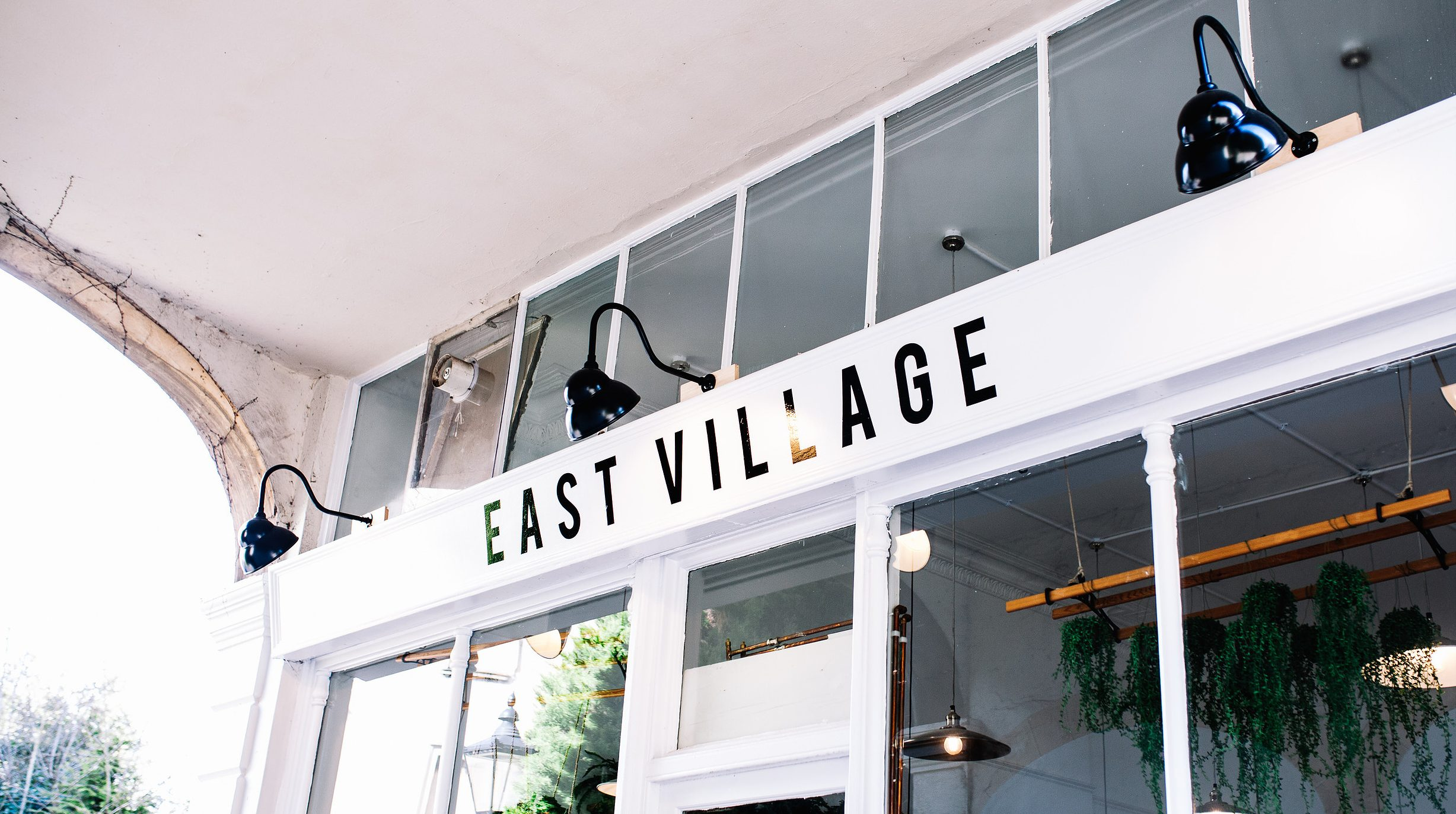 east village cafe