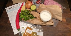 Recipe box review | Dinner made easy
