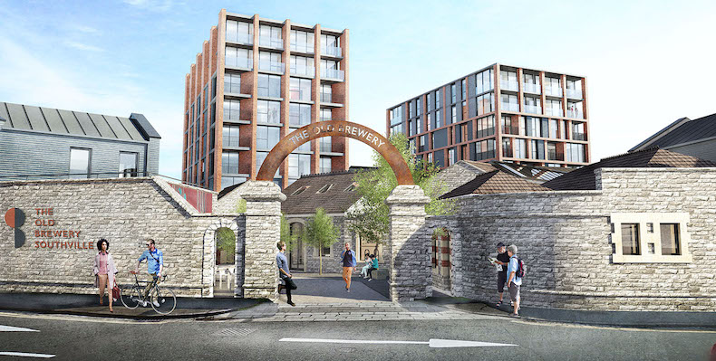 Abri to provide 107 affordable homes and commercial space in Bristol
