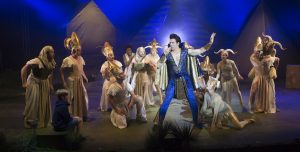 Going Out | Joseph and the Amazing Technicolor Dreamcoat at Glastonbury Abbey