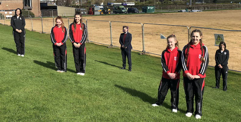 Education | New sports facilities for Redmaids'