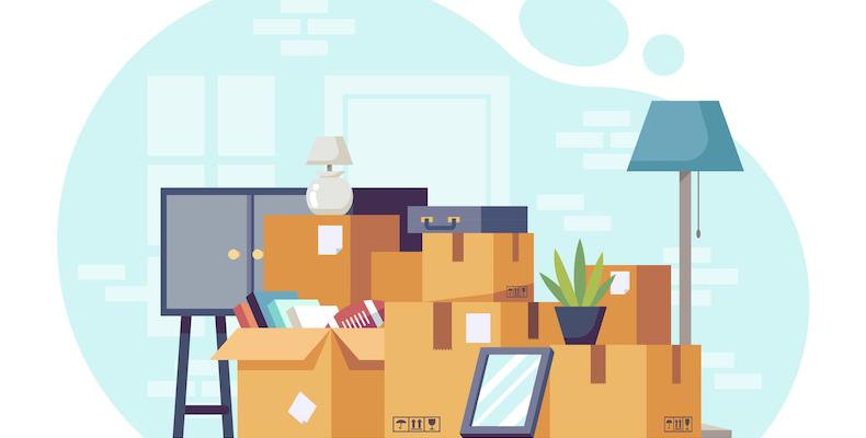 Moving home | 5 top tips to help you pack like a pro