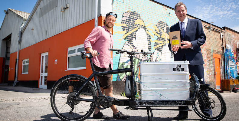 Sustainable travel: businesses cycling and walking for a greener West of England
