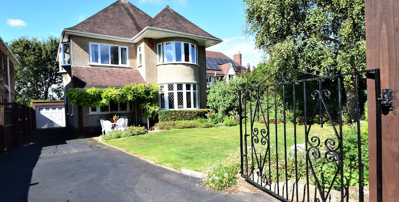 Hot Property | A traditional home with modern comforts in popular Stoke Bishop